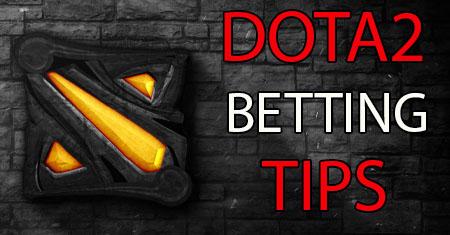 DOTA2 betting tips