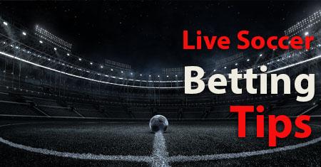 Live Soccer Betting Tips