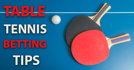 Table Tennis Betting Tips Canada