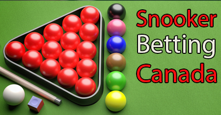 Snooker Betting tips Canada